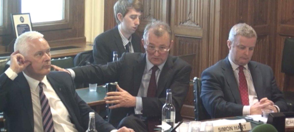 .@Simonhartmp: What role does the @RSPCA_official have in ensuring enforcement of the #animalwelfare Act? https://t.co/VDTbop9VvA