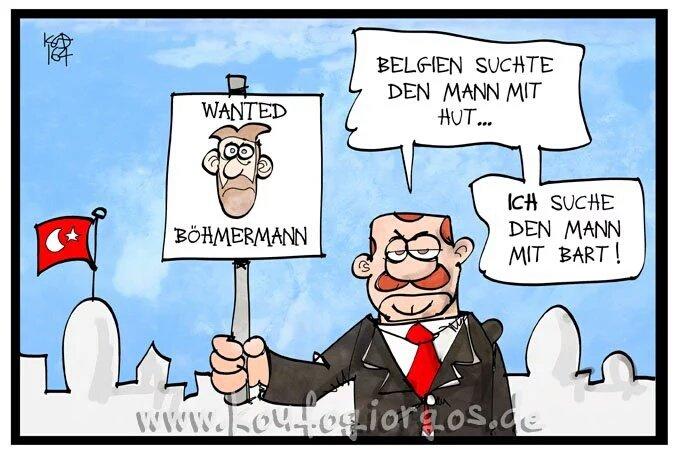 Dogo Non Grata On Twitter Boehmermann Erdogan Merkel Satire