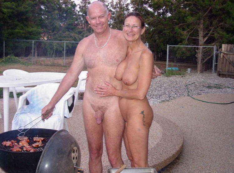 Couple naturist