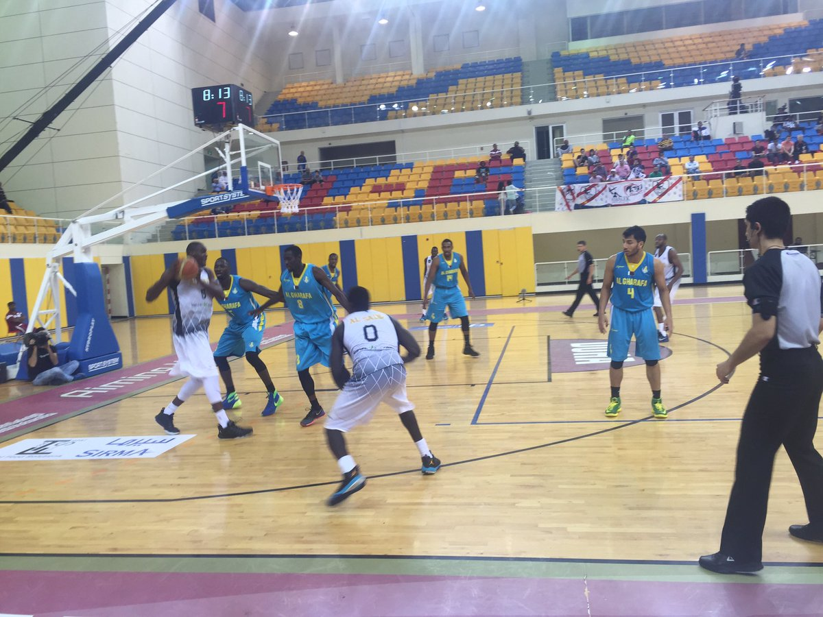 El Jaish shock Al Rayyan in Emir Basketball Cup