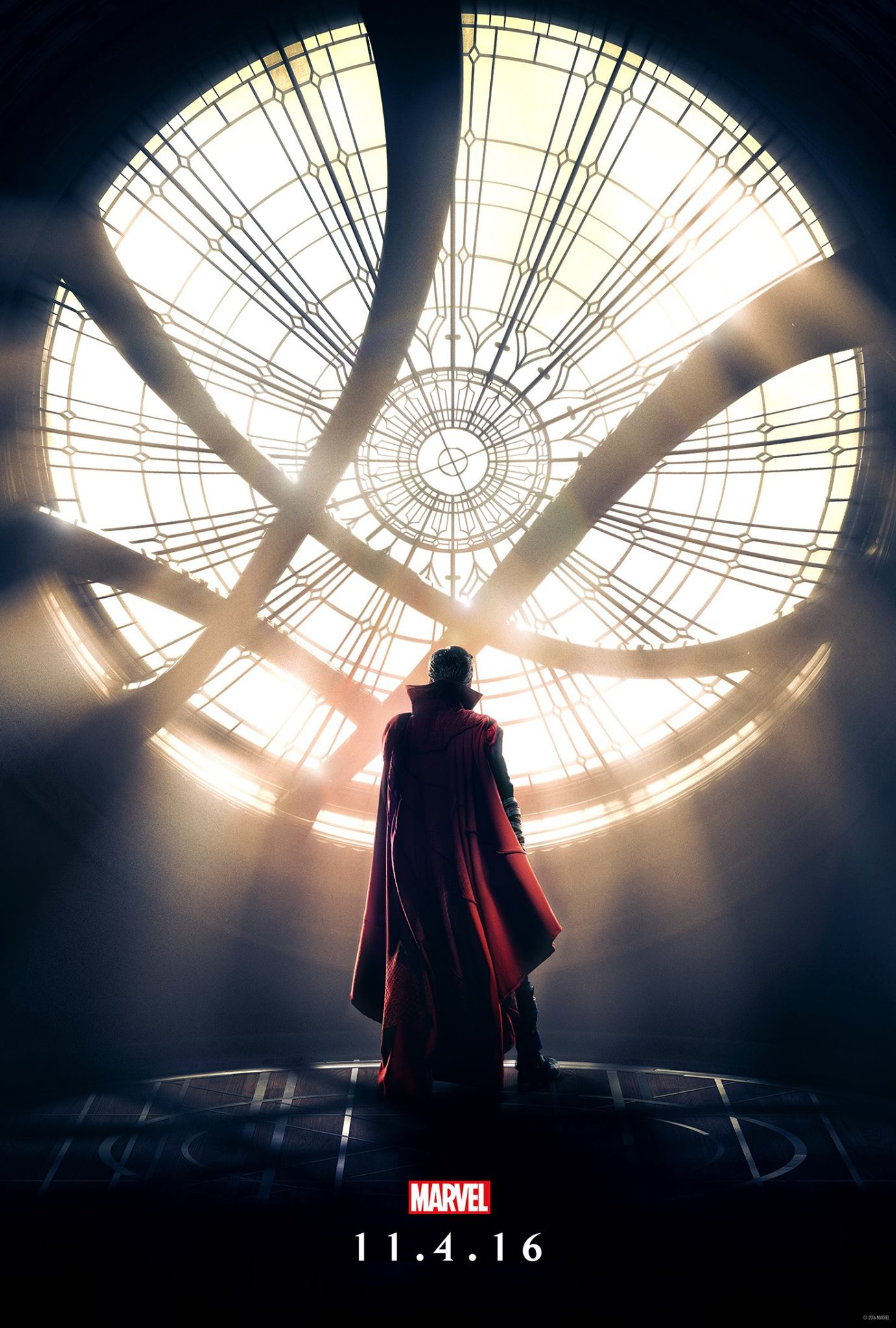 First Doctor Strange Poster Revealed 1