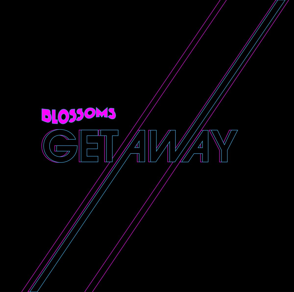 OUR BRAND NEW SINGLE 'GETAWAY' AVAILABLE TO DOWNLOAD@ MIDNIGHT ON iTUNES