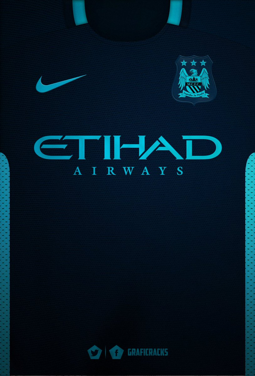 Graficrack On Twitter Manchester City Jersey Visita