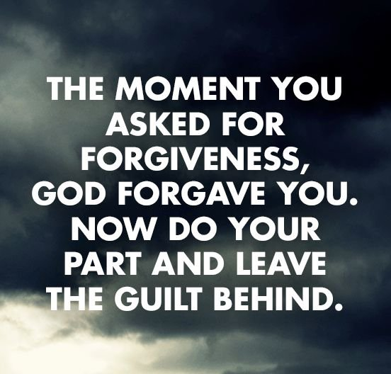 Image result for god has already forgiven you