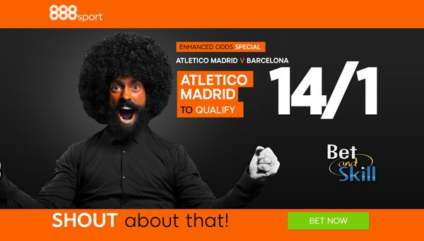 888 Sport Enhanced Odds