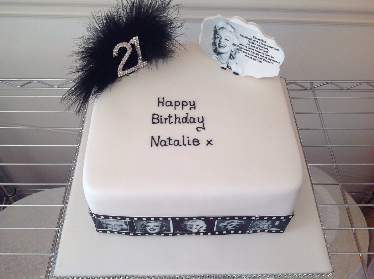 Surprising Iced Images Cakes On Twitter Marilyn Monroe Themed Birthday Cake Funny Birthday Cards Online Alyptdamsfinfo