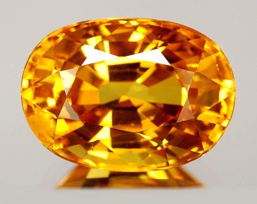 faceted citrine crystals #november #gift  #giftidea #Gemstones #gems