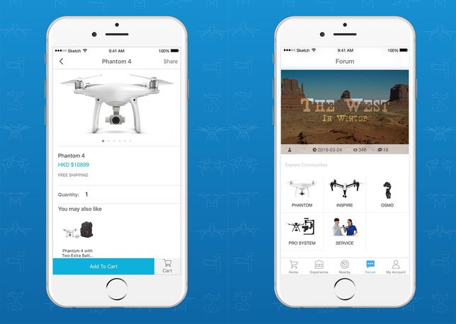 droneapp hashtag on Twitter