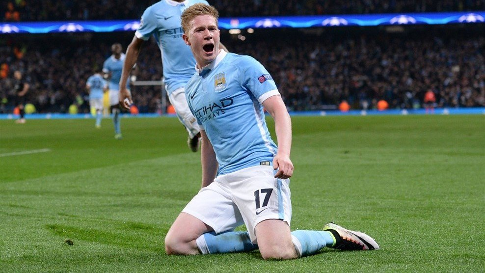 MANCHESTER CITY PSG 1-0 Video: Gol di De Bruyne e City in semifinale Champions