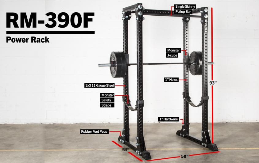 Rogue fitness on twitter quot rm f monster flat foot rack