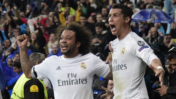 Real Madrid e Manchester City in semifinale Champions League