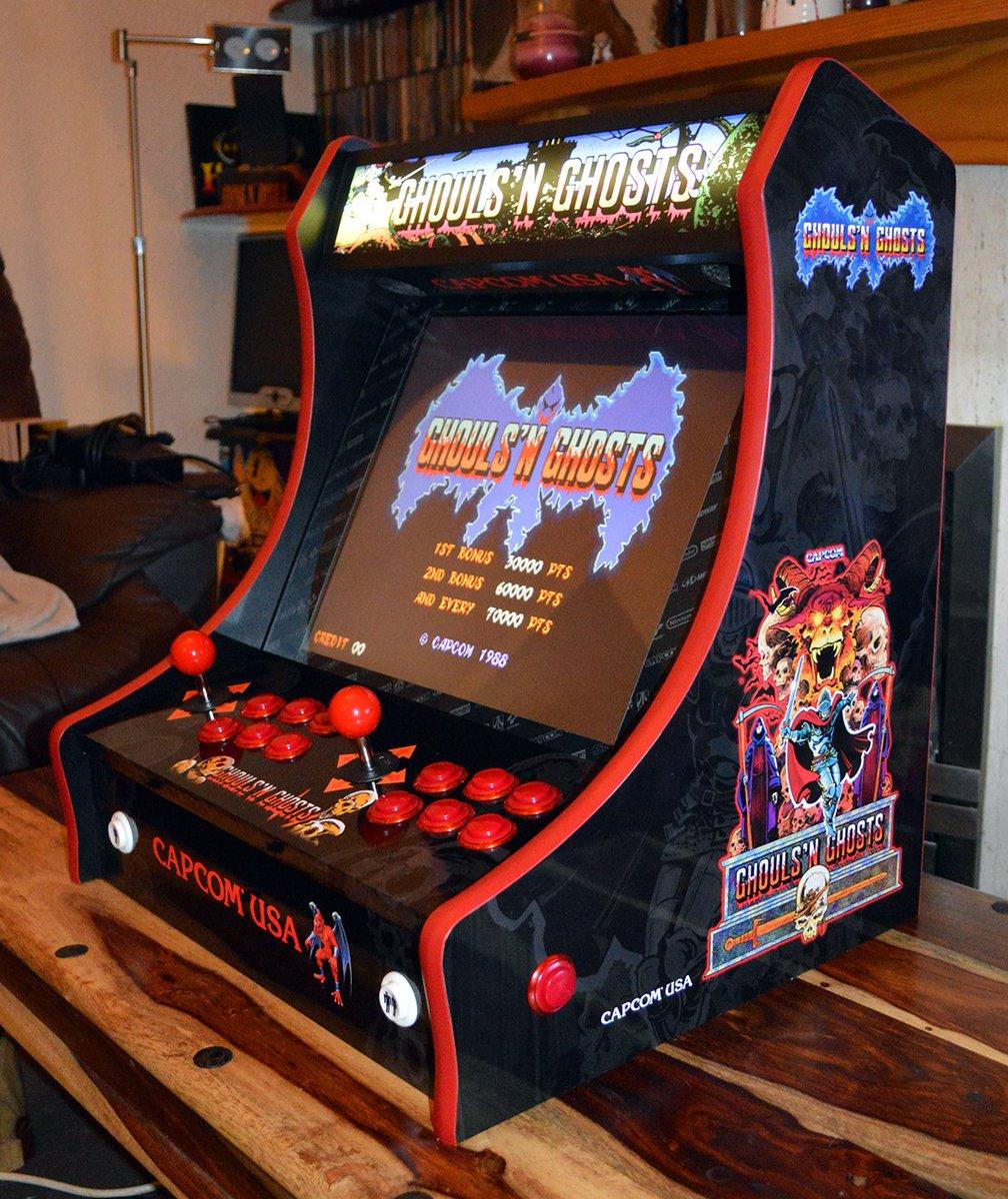 Outstanding Mini Arcade Machines On Twitter Bartop Arcade Cabinets Download Free Architecture Designs Rallybritishbridgeorg