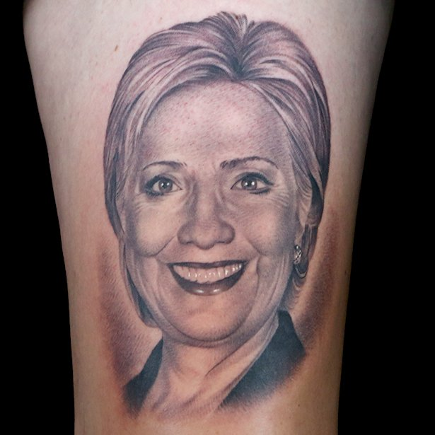 Ink Master On Twitter Hey At Hillaryclinton What Do You Think Of