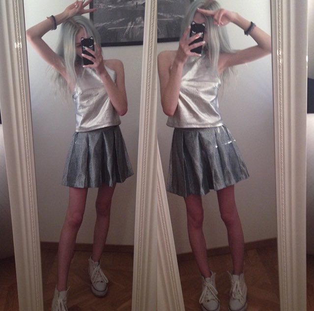 """Thinspos on Twitter: """"Annieolivia_ (instagram) #thinspo # ..."""