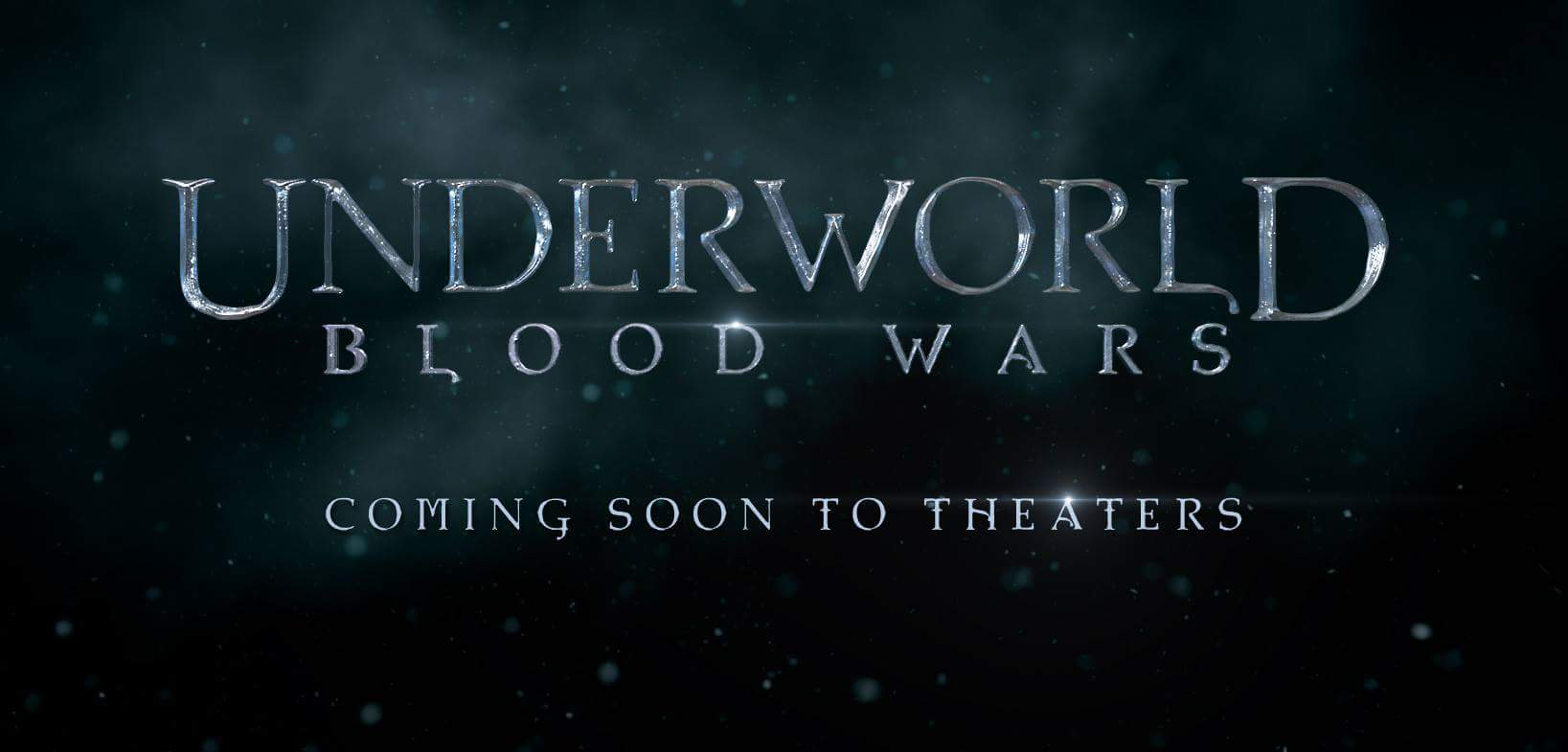 Underworld 5 Title & Teaser Poster Revealed 1
