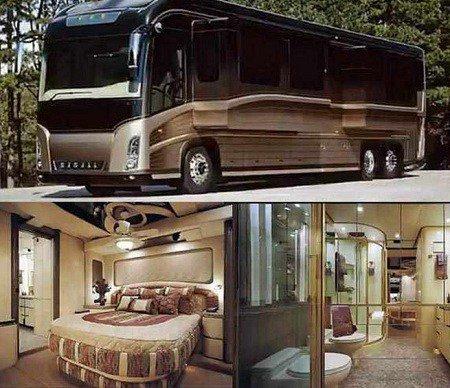 80 Gambar Modifikasi Mobil Bus Terbaru Gratis Terbaik