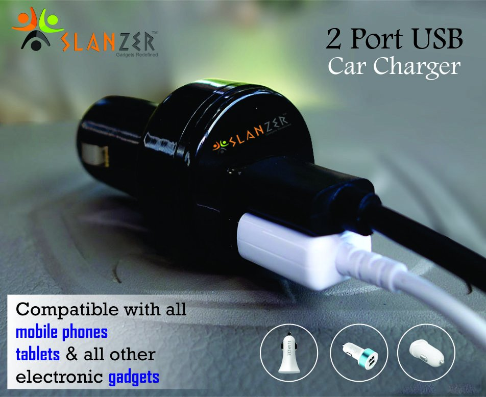 Slanzer Technology offers a diverse range of car accessories to suit one's style and speed.