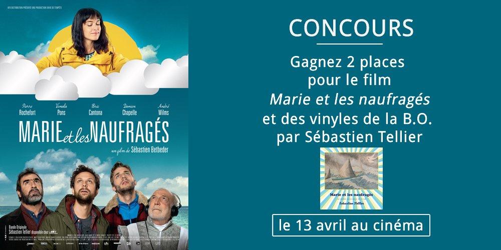 RT @Citazine #Concours #MarieEtLesNaufrages : plus que 24h pr gagner vos places et des vinyles de la BO ! https://t.co/5zvfqruzmH
