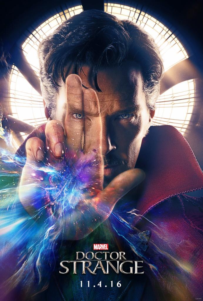 Doctor Strange Teaser Trailer Featuring Benedict Cumberbatch 1