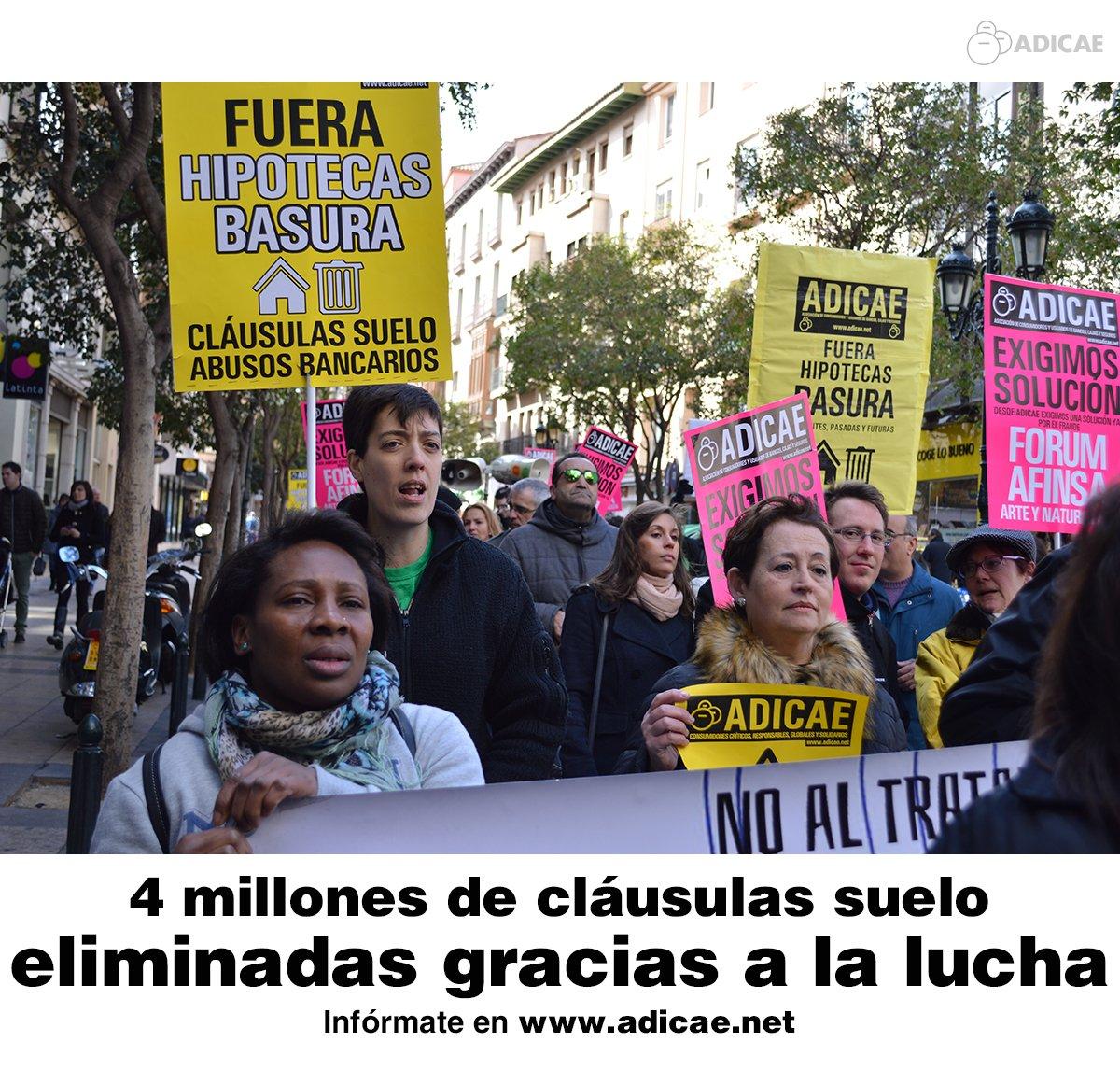 Clausulas suelo adicae trendy ultimas noticias clausula for Ultimas noticias sobre clausula suelo