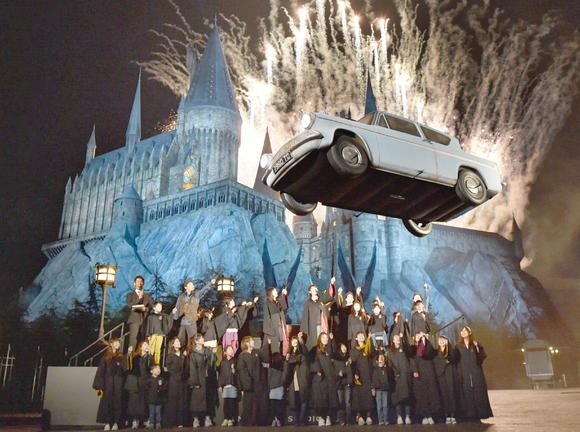 New attractions came in Universal Studios Japan. #USJ #HarryPotter  https://t.co/BKUiiXTBui