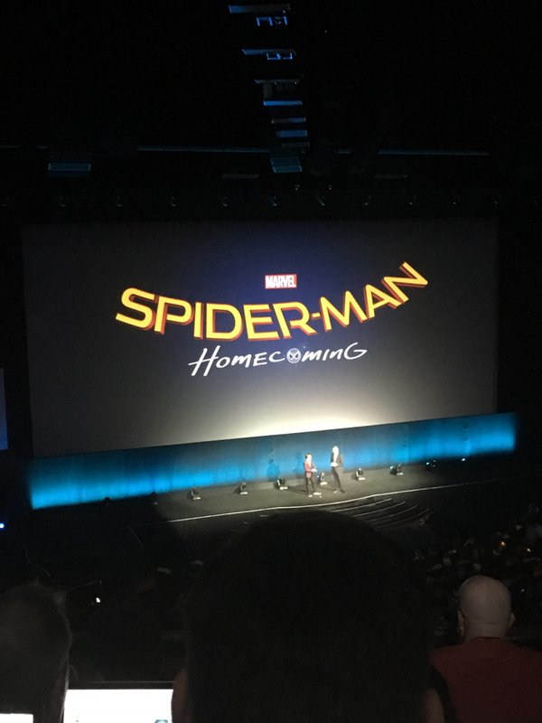 Marvel & Sony's Spider-Man Reboot Titled Spider-Man: Homecoming 3