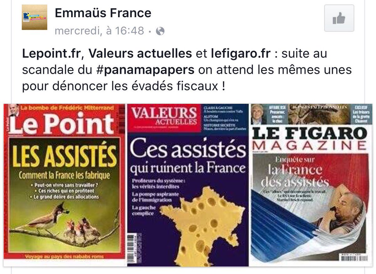 @momoxygene tiens les nuits on attends toujours la reponse @Le_Figaro qui fait la sourde oreille a @emmaus_france https://t.co/PoAxsmZjfq