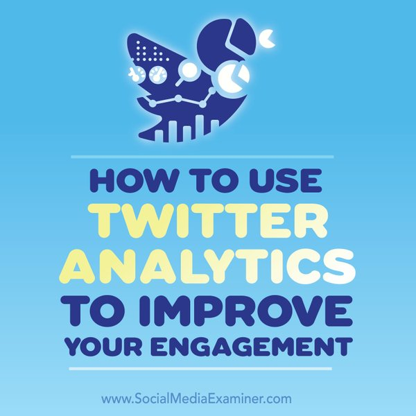 Have you checked out Twitter Analytic tool? Maybe it's time! https://t.co/KfrXvUjuQL https://t.co/bKwWDuqEuO