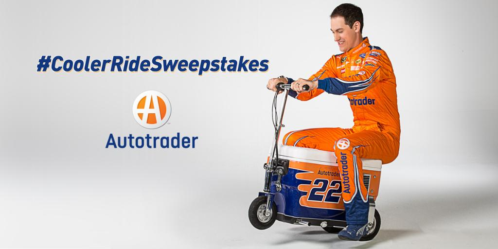 You asked for it! RT for your chance to win this cooler scooter. #CoolerRideSweepstakes https://t.co/itQZuvWD9w https://t.co/85vTi2Eot2