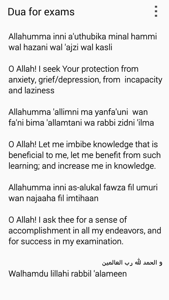 One of the most powerful dua's i've ever encountered in my life. https://t.co/rjBuCVfn0c