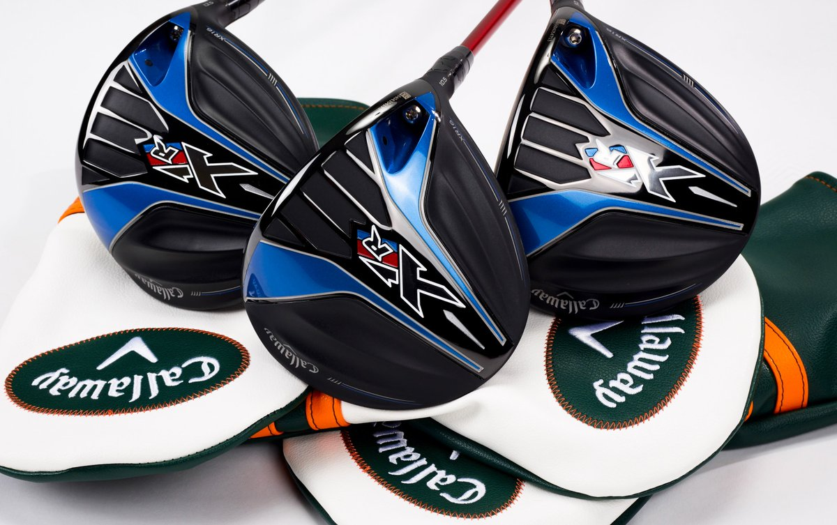 RETWEET & FOLLOW for chance to win 1 of 3 #XR16 Drivers + April Major headcovers like our champ @Danny_Willett used! https://t.co/DqBNZbM38v