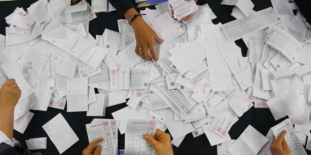 [속보]제20대 총선 최종 투표율 58.0%…19대보다 높아 https://t.co/Ip5muDUT00 https://t.co/AHW3m8sUJc
