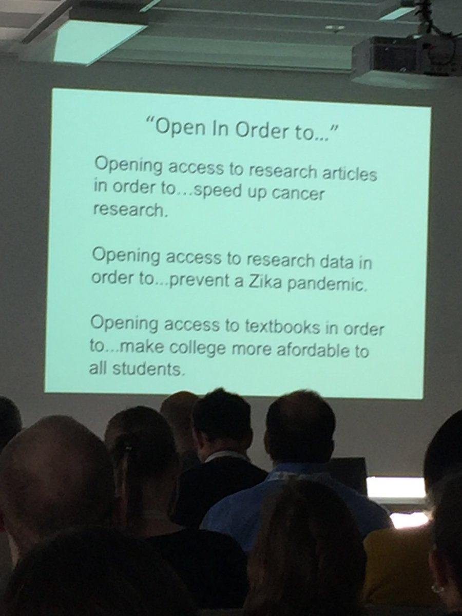 "Crucial point from @hjoseph - ""we need to complete the sentence"" in the open agenda: #coar16 #fb https://t.co/ZedD4yvupG"