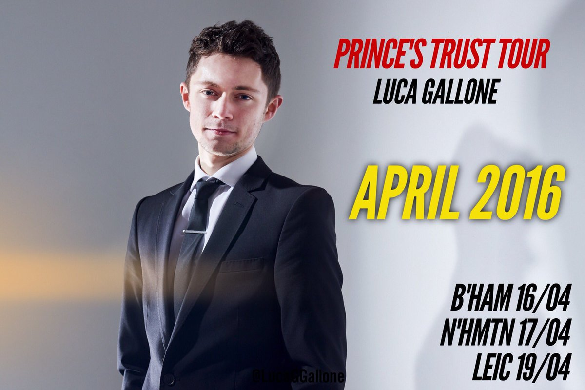 I'm jumping on the #partofPT tour over the next week, performing magic across the Midlands! @PrincesTrust #TrustAt40 https://t.co/yRkbSekwjR