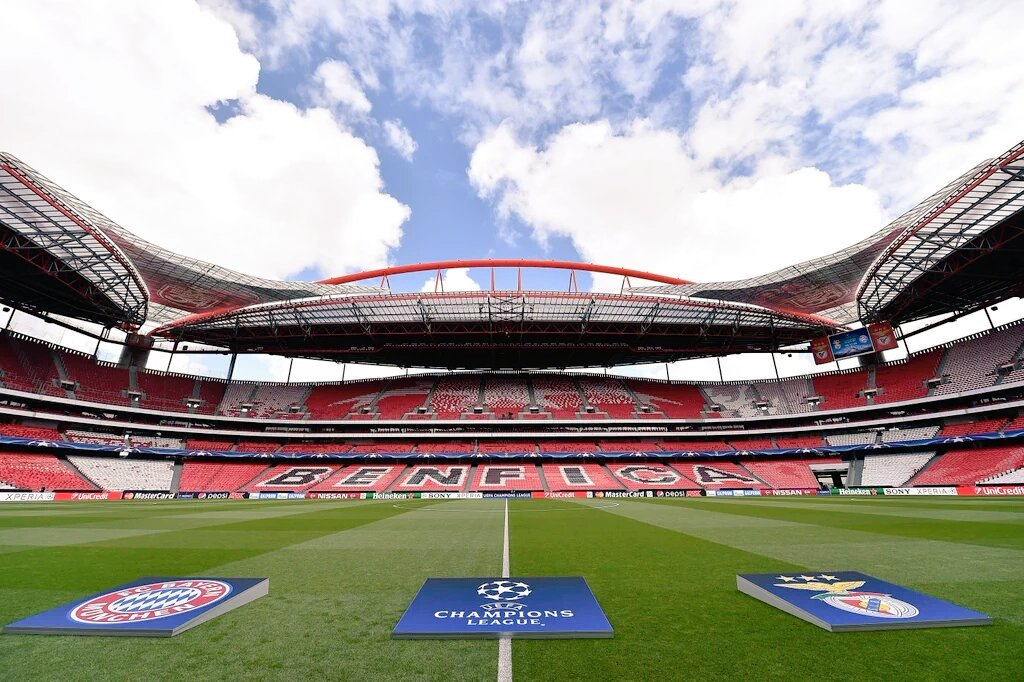 Champions League: BENFICA BAYERN MONACO Streaming Gratis Rojadirecta Diretta Live Oggi 13 aprile