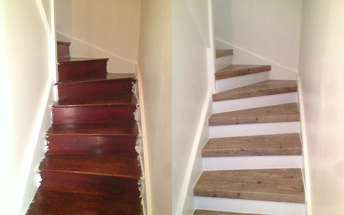 """Dom Protec dom'protec on twitter: """"adieu vieil escalier en bois qui grince"""
