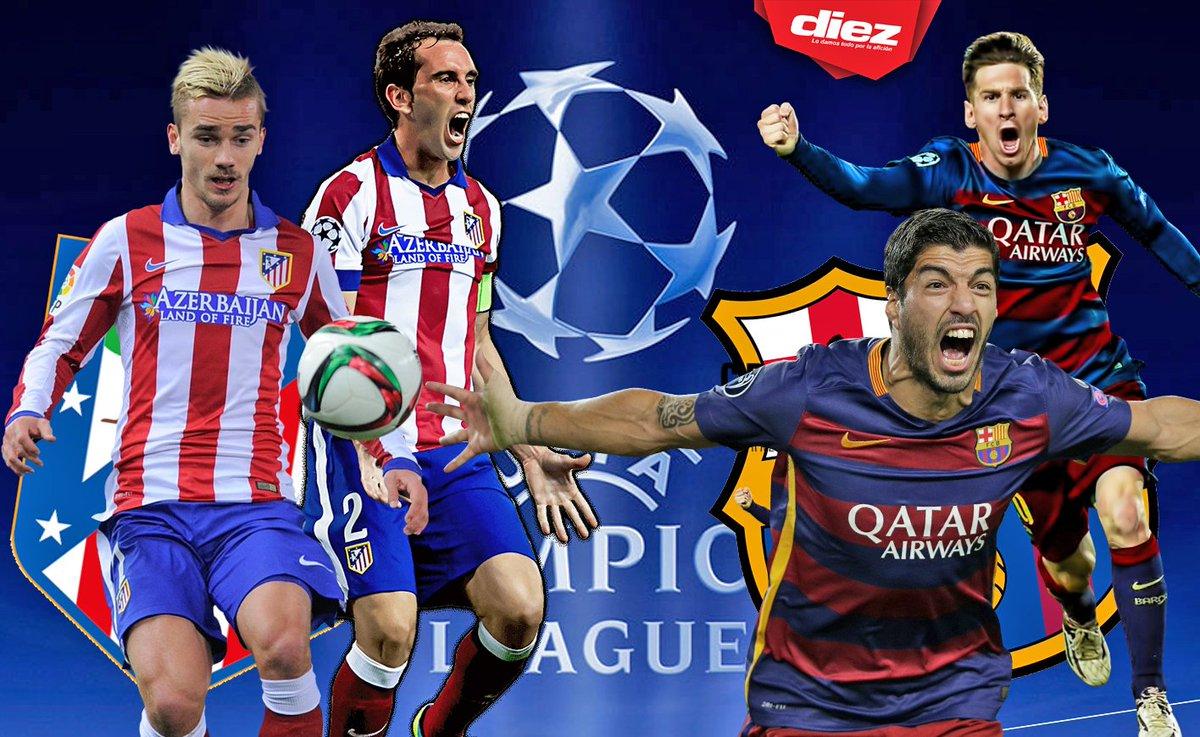 Rojadirecta Atletico Madrid-Barcellona Streaming, vedere Diretta Live Calcio Gratis Oggi in TV 13 aprile 2016