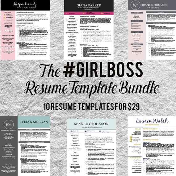 Resume Template Shop (@careerresumeinc) | Twitter
