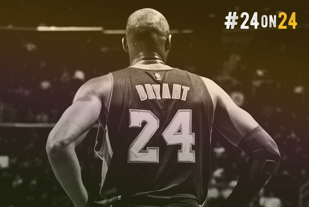 24 Players Reveal the Best Moves & Motivation from @kobebryant ... Our feature story https://t.co/s996N5RlVG #24on24 https://t.co/dQ8shk8rMX