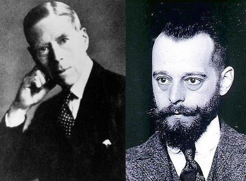 Fagos: descubiertos por el británico Frederick Twort (1915) y el francés Félix d'Herelle (1917) #microMOOCSEM https://t.co/hJ945aqhAH