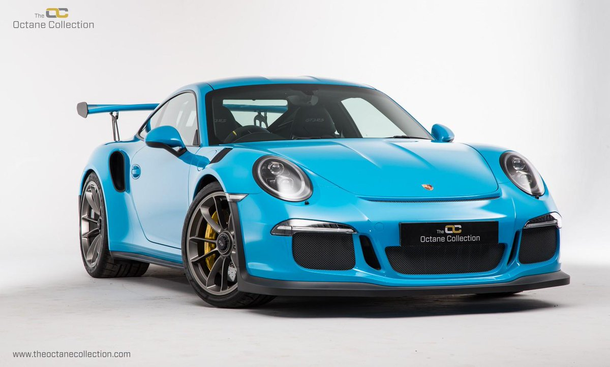 Pistonheads On Twitter Nsfw Theres A Miami Blue 991 Gt3