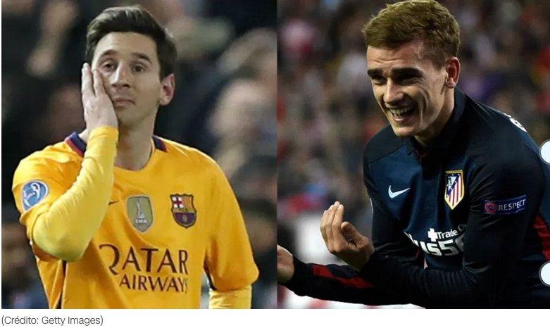 Atletico-Barça 2-0 Video: il Cholo nella storia, Messi Suarez Neymar fuori dalla Champions