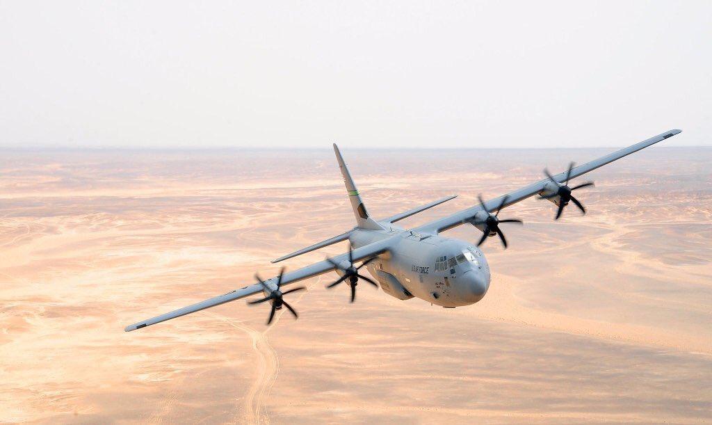 مصر تشتري طائرتين C-130J   Cf889vYUYAAE0_I
