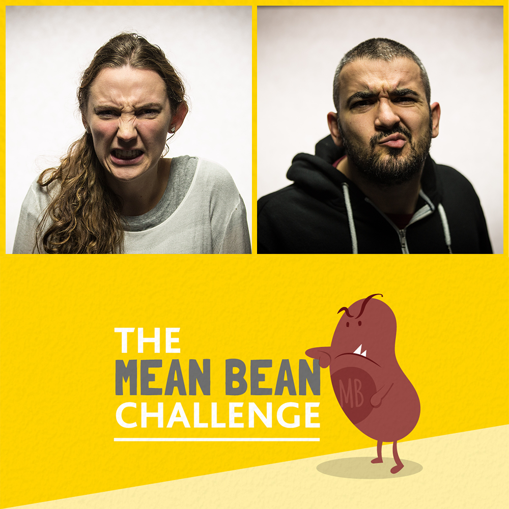 tearfund on twitter calling all mean beans to show hunger what you