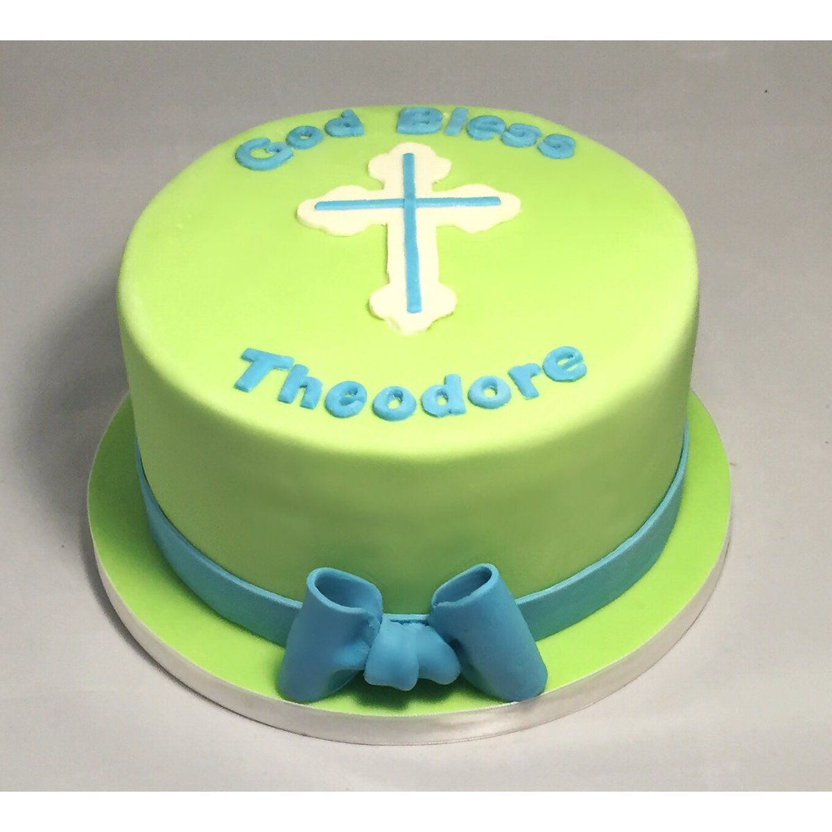 #GodBless Theodore! #communion #cake #Celebrate #Nyc #Congratulations #EdibleArt #CakeArt #CaleDesign