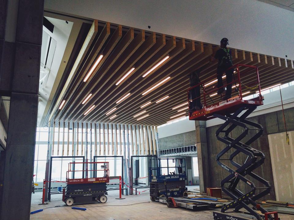 NAIT On Twitter Inside The New Heart Of Our Centre For