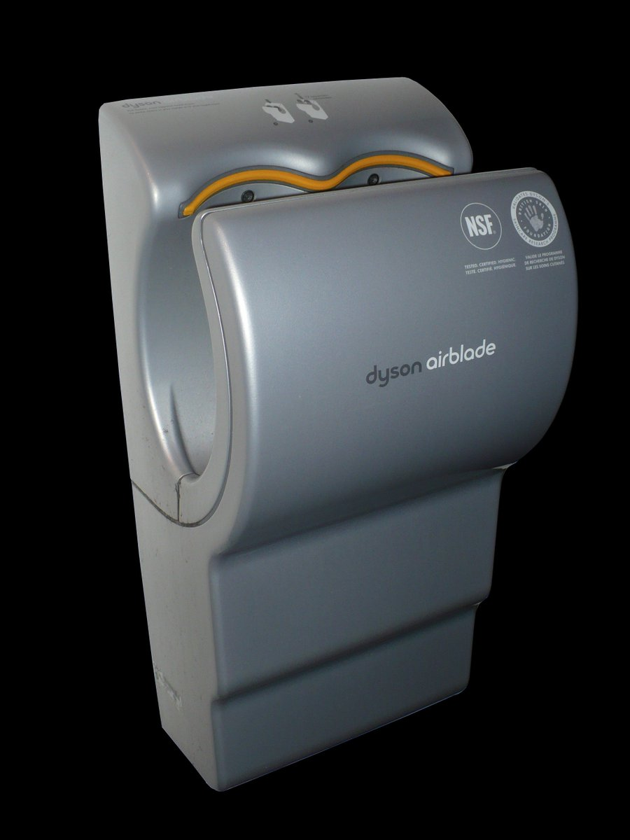 Snopescom On Twitter Do Hand Dryers Spread Germs And Bacteria - Bathroom hand dryer germs