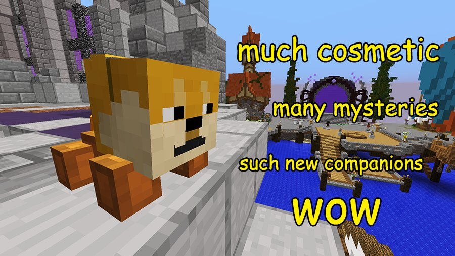 hypixel server on twitter miketherawkstar official font of
