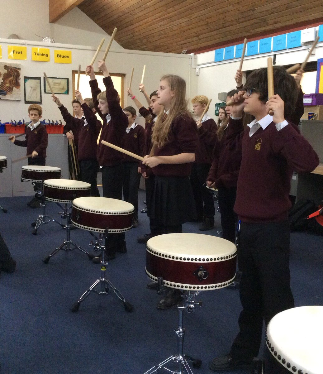 Thumbnail for How can we develop percussion in the classroom?
