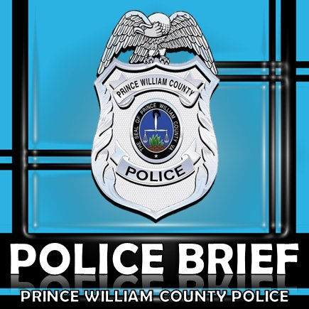 "Prince William Pd On Twitter: ""Pwc Police Daily Incident Report"